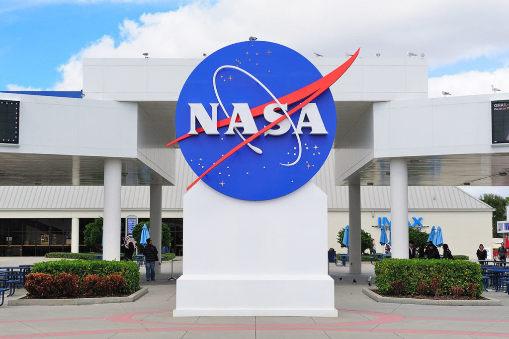 NASA ethereum blockchain