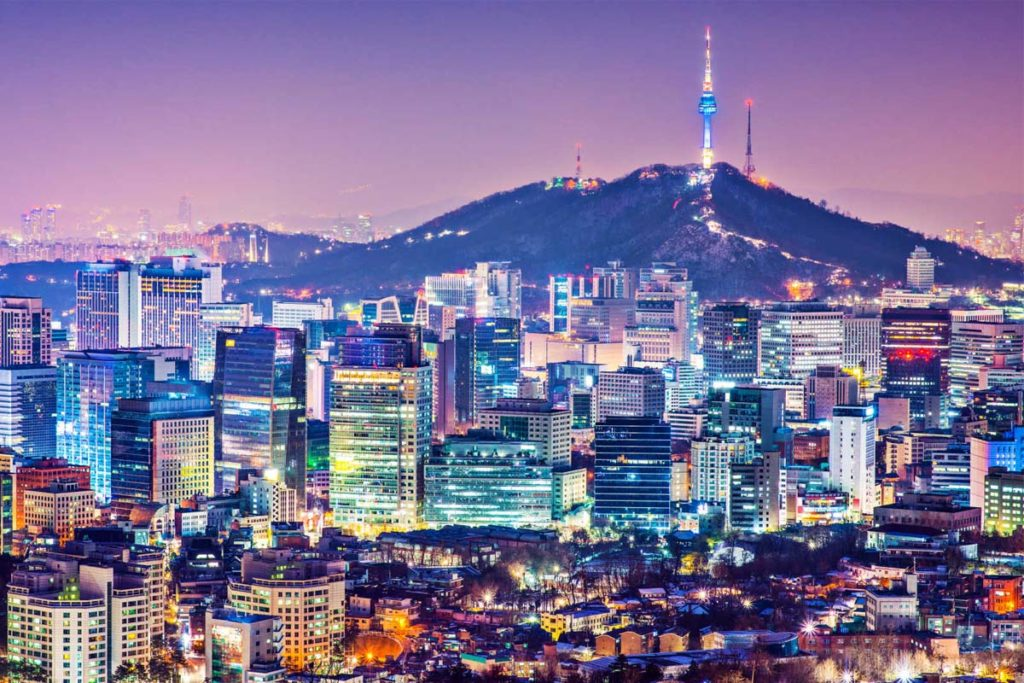 South Korea Ripple